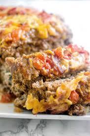 veggie stuffed meatloaf recipe with video tutorial it u0027s yummi