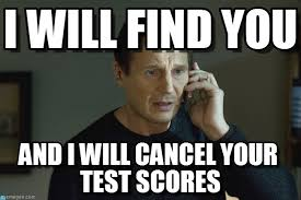 College Test Meme - college board when you discuss ap exam answers on memegen