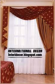 Curtain Style 10 Latest Classic Curtain Designs Style For Bedroom 2015