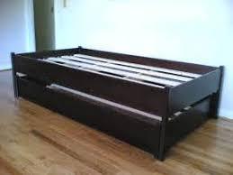 platform twin bed frame plan building platform twin bed frame