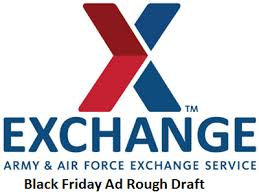 draft of aafes black friday ad for 2013 posted