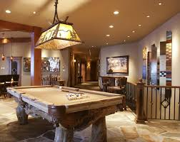 Billiard Room Decor Custom Pool Tables Western Gametables Rustic Billiard Tables