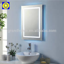 Bluetooth Bathroom Mirror Wifi Bluetooth Bathroom Lighted Mirror With Led