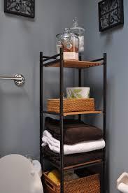 Black Bathroom Shelves Bathroom Shelves Glorious Corner Black Bathroom