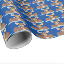 moose wrapping paper moose wrapping paper zazzle