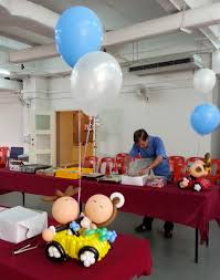 clowns for kids birthday in malaysia allan friends studios wedding balloon decorations for events allan friends studios