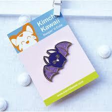 cute halloween narwhal enamel pin kimchi kawaii online store