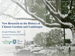 european institute for gardens and landscapes new research on