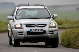 kia sportage estate review 2005 2010 parkers