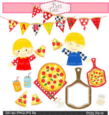 pizza party halloween clip art u2013 festival collections