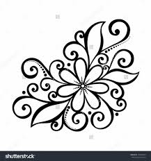 flower drawings flowers drawing drawing board pinterest