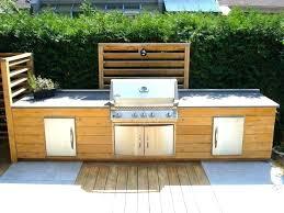 cuisine exterieure ikea meuble cuisine exterieure bois meuble cuisine exterieur plancha