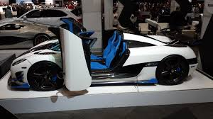 koenigsegg agera rs1 koenigsegg display at the international auto show in nyc album