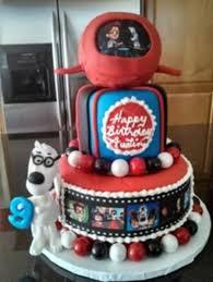 peabody sherman cake cakecentral