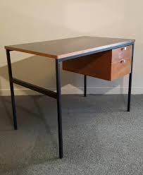 Thonet Sofa Vintage Desk By Pierre Paulin For Thonet For Sale At Pamono