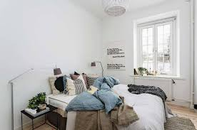 Scandinavia Bedroom Furniture 45 Scandinavian Bedroom Ideas That Are Modern And Stylish