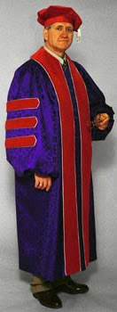 doctoral gown academic regalia and doctoral gowns