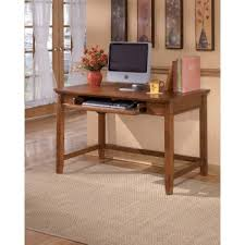 Small Home Desks Cross Island Medium Brown Home Office Small Leg Desk Home