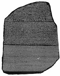 rosetta stone hungarian rosetta stone world archaeology