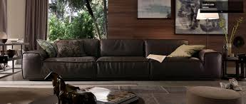 avenue sectional by chateau d u0027ax italy shown in leather visit