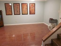 Cheap Basement Flooring Ideas Interior Comely Small Basement Interior Decoration Using Light
