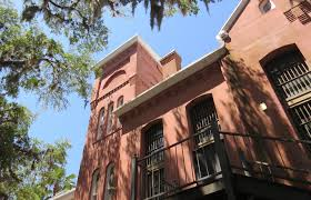 take this spooky nighttime tour of st augustine u0027s old jail