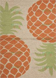 Area Rug Pattern Coastal I O Pina Colada Indoor Outdoor Coastal Pattern