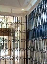 atdc u0027s so8 trellis doors provide closure for difficult designs