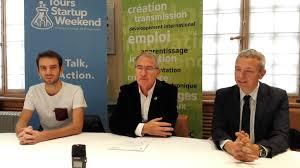 chambre de commerce et d industrie tours conférence de presse pour le startup weekend à tours 3 édition