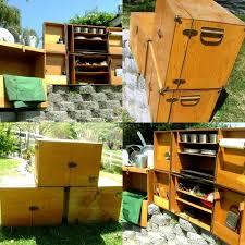 Camp Kitchen Box Plans by Kitchen Sugar Camping Kitchens
