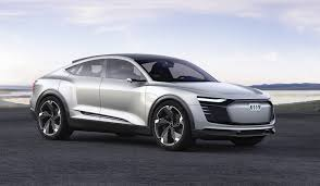 audi auto audi e sportback second electric car from automaker to