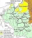 rzeki polski mapa