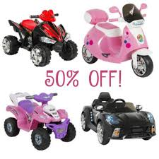 thanksgiving doorbusters 50 power vehicles mylitter one