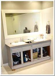 painted bathroom cabinet ideas painted cabinets ideas healthyfoodandsnacks com