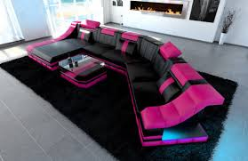 couch u form wohnlandschaft in u form sofas u0026 ledersofa luxus wohnlandschaft