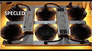 diy cree led grow light сборка светодиодной фитолампы для гроубокса cob cree cxb3590