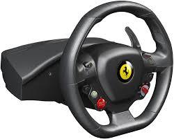thrustmaster 458 xbox one thrustmaster 458 italia edition racing wheel
