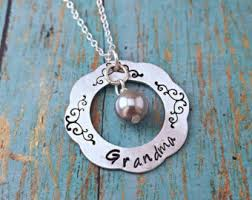 grandmother s necklace grandmother necklace etsy