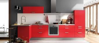 aviva cuisine cuisine aviva haute brillance mur gris 200 idées déco