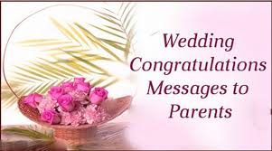 wedding congrats message wedding congratulations messages parents jpg