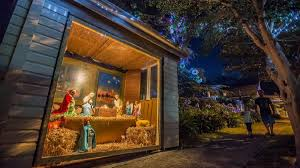 front of house lighting positions how to take the best christmas lights photos queensland country life