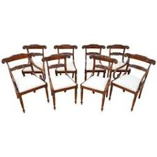 William Iv Dining Chairs William Iv Dining Room Chairs 6 For Sale At 1stdibs