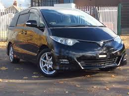 mpv toyota used toyota estima 2 4 auto 8 seater mpv for sale in coalville