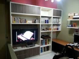 tv cabinet book rack jan 27 2015 selangor malaysia