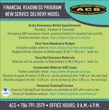 Complete Budget Worksheet Financial Readiness Fort Gordon Family And Mwr