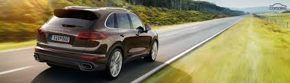 Porsche Cayenne 4x4 - new porsche cayenne suv cars for sale carsales com au