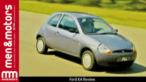 ford ka review youtube