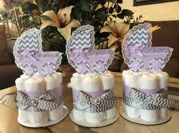 baby carriage centerpieces for baby shower home decorating