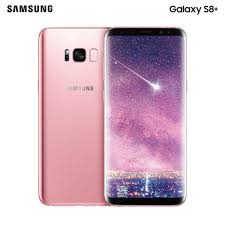 Pink Color Samsung Galaxy S8 Plus Specs Now Includes Rose Pink Color Option