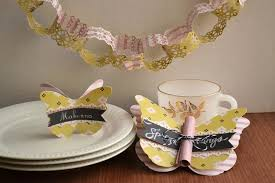 butterfly tea party decor we r memory keepers blog